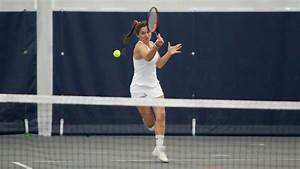 Women's tennis loses match to Hamilton College on Senior ...