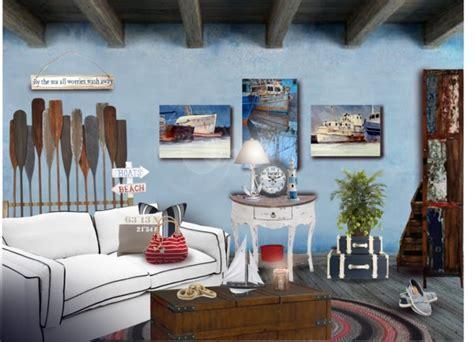 Nautical Theme Home Decorating Ideas  Go Nautical