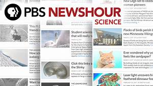 PBS NewsHour Health Literacy and Student Reporting Labs ...
