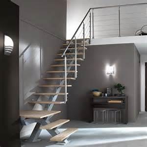 escaleras con descanso para espacios peque 241 os decoraci 243 n
