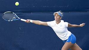 UCLA women's tennis eliminates another top-10 opponent in ...
