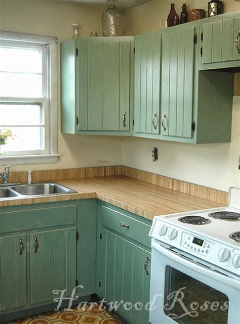 Painted Kitchen Island With Annie Sloan Chalk Paint White