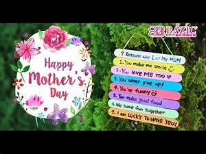 How To: Cheap & Unique DIY Craft Stick Mother's Day Gift ...