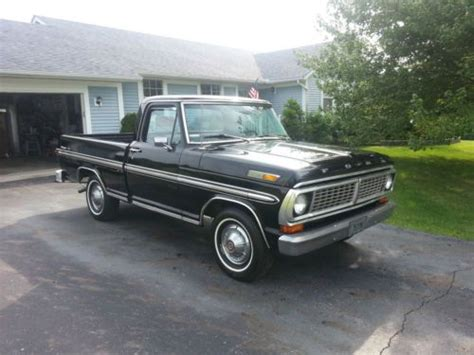 sell used 1970 ford f100 ranger xlt in westerville ohio united states