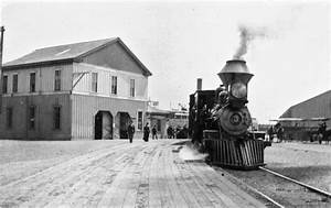 c.1900 - The railroad played a large part in Tiburon's ...