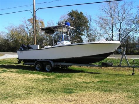 Mako Offshore Boats For Sale by 1983 Mako 254 Offshore Boats For Sale In Lake Charles
