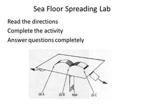 100 sea floor spreading worksheet answer key seafloor spreading activity earth science