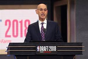 The NBA has Announced a 5 Year Contract Extension For NBA ...