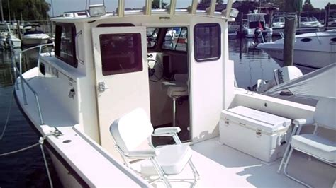 Parker Boats 25 Review by Review 1997 Parker 2520 Fishing Boat For Sale Brand New