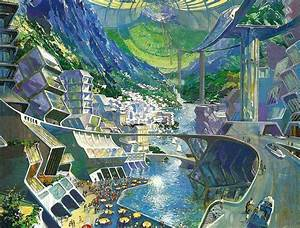Future Space Station City - Pics about space
