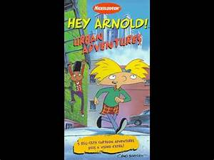 Opening to Hey Arnold Urban Adventures 1997 vhs - YouTube
