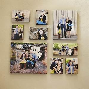 Idee Für Fotowand : 55 ausgefallene bilderwand und fotowand ideen ~ Markanthonyermac.com Haus und Dekorationen