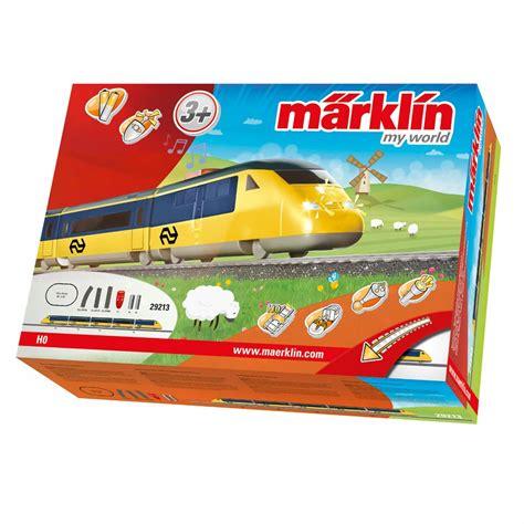 Speelgoed Ns Trein marklin ns trein marklin blokker
