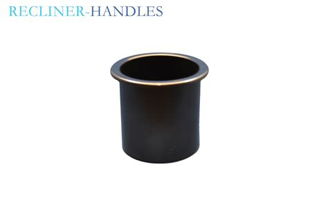 cup holder chrome lip for sofa section recliner chair