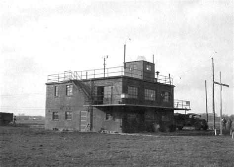 Boat Tower Control Station by Raf Glatton Cambridge Military History
