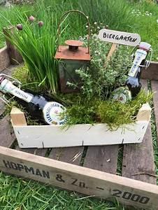 Alternative Zu Gras Garten : manine makes ein biergarten als geldgeschenk geburtstag pinterest geschenke f r den ~ Markanthonyermac.com Haus und Dekorationen