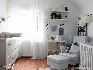 Kinderzimmer Gestalten Baby : ein babyzimmer einrichten mit ikea in 6 einfachen schritten baby pinterest kinderzimmer ~ Markanthonyermac.com Haus und Dekorationen