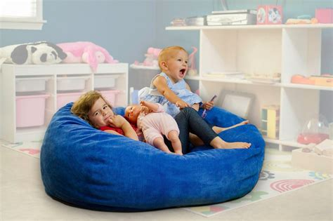 a bean bag chair with a bed inside cordaroy s bean bag bed review