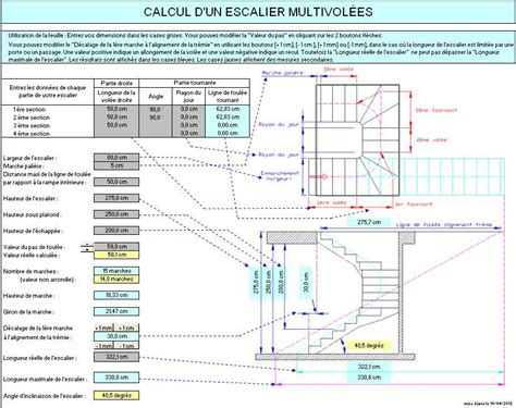 calcul d un escalier multi vol 233 es furniture design tools calcul escaliers et