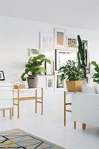 Ikea Socker Blumenständer : satsumas blumenst nder bambus wei interior ~ Markanthonyermac.com Haus und Dekorationen
