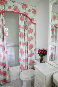 bathroom shower curtains Shower Curtains Up North Style   Interior Decorating