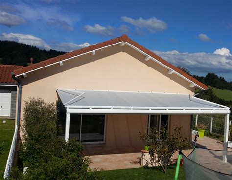 pergolas toit en dur polycarbonate pr 232 s de clermont ferrand puy de d 244 me 63