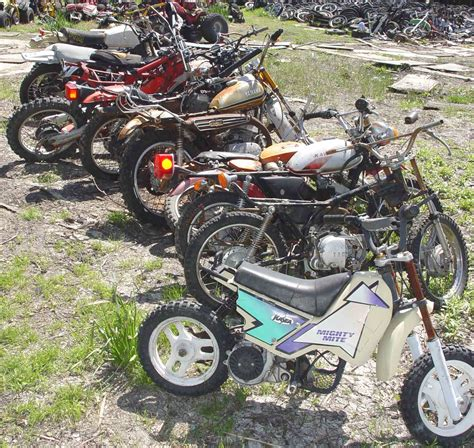 Boat Salvage Dallas Texas by Live Motorcycle Salvage Yard Auction June 5 2004 Dallas