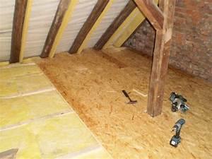 Dachboden Fußboden Verlegen : dachausbau kosian ~ Markanthonyermac.com Haus und Dekorationen