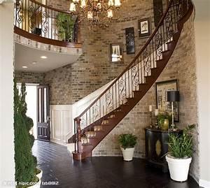 Wandgestaltung Treppenhaus Einfamilienhaus :  ~ Markanthonyermac.com Haus und Dekorationen