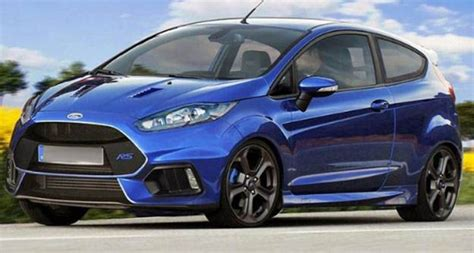 2019 Ford Fiesta Specs, Release, Price  Ford Specs Release