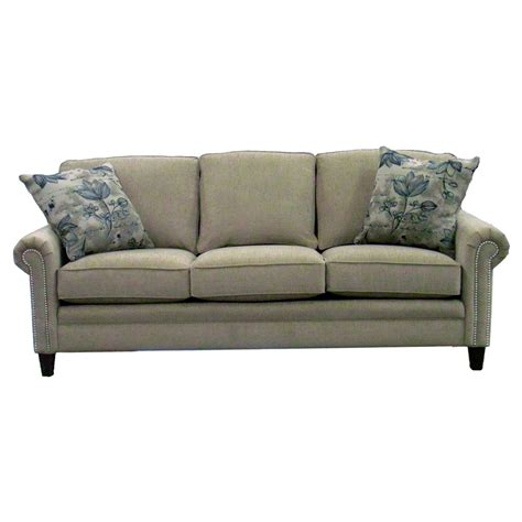 smith brothers 395 10 stationary sofa home furnishings and flooring