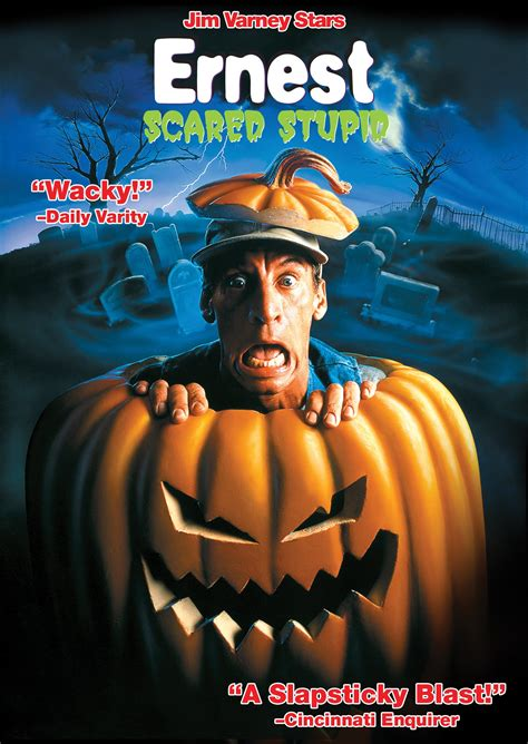 Ernest Saves Halloween by Ernest Scared Stupid Dvd Release Date