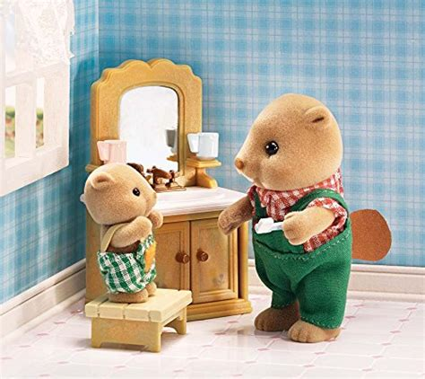 calico critters deluxe bathroom set in the uae see