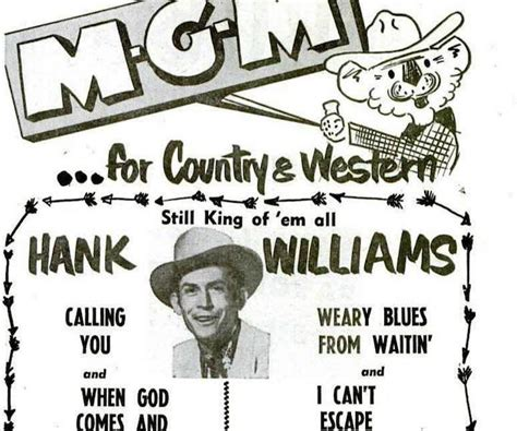 Even In Death, Hank Williams' Country Reign Continues