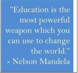 Education Is The Most Powerful Weapon Poster : popular images collection of inspiring quotes sayings images wordsonimages ~ Markanthonyermac.com Haus und Dekorationen
