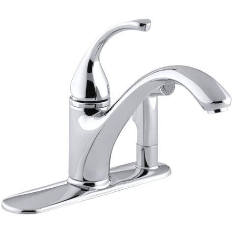 kohler kitchen faucet repair handle best faucets