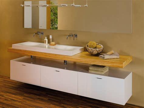 meuble pour salle de bain suspendu avec tiroirs betteroom auszugs by bette design schmiddem design