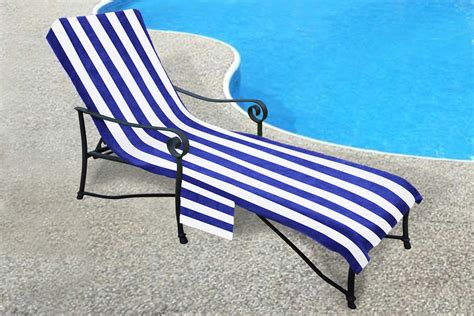 fresh terry cloth lounge chair covers luxury