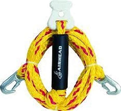 Boat Tow Rope Ball by Kwik Tek Airhead Ahth 2 Heavy Duty Tow Harness