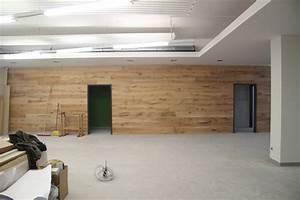 Bs Holzdesign Wandverkleidung : eiche im wohnzimmer bs holzdesign ~ Markanthonyermac.com Haus und Dekorationen