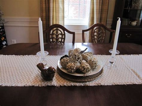 1000 ideas about dining table centerpieces on