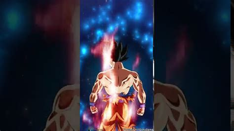 Goku Ultra Instinct Live Wallpaper