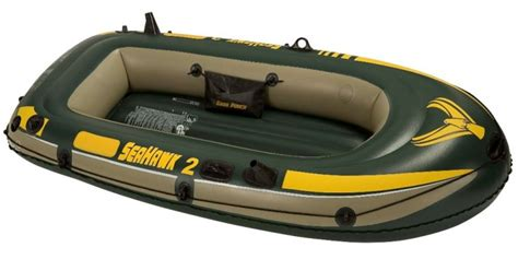 Opblaasboot Varen by Intex Seahawk 2 Tweepersoons Opblaasbootshop