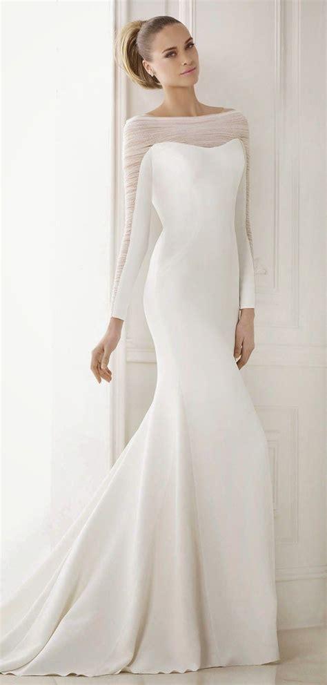 20 Elegant Simple Wedding Dresses Of 2015  Bridaltweet. Pretty Woman Wedding Dress Hong Kong. Cheap Wedding Dresses Northern Ireland. Gold Wedding Dresses 2012. Pink Wedding Dresses David's Bridal