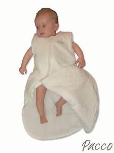 Winterschlafsack Baby 90 : babyschlafsack winter purflo 90cm jersey cream pucken mit pacco ~ Markanthonyermac.com Haus und Dekorationen