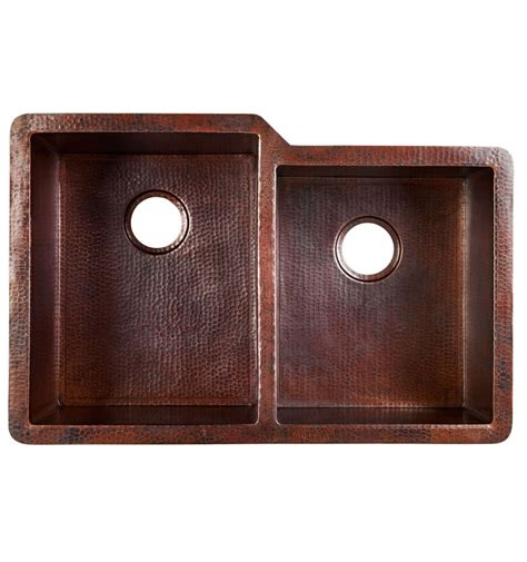 6040 Black Copper Kitchen Sink
