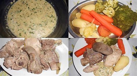 recette de pot au feu a l italienne et sa sauce verte