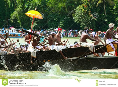 Dream Boat Race by Snake Boat Races Of Kerala Editorial Photo Image 34641726