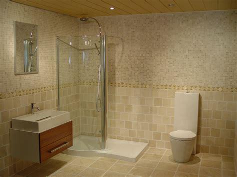 Home Design — Tile Bathroom Ideas