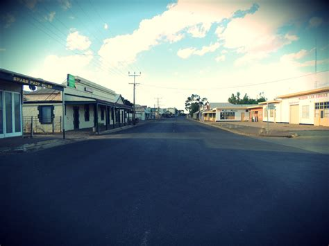 Ghost Towns in Australia   Terowie   South Australia
